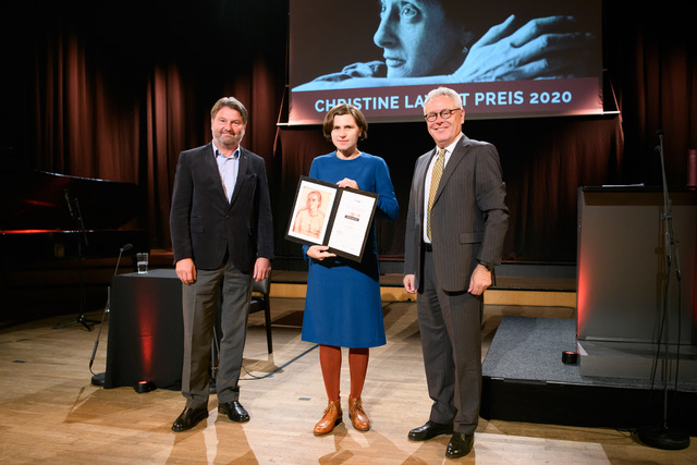 Christine Lavant Preis - Matinee 2020